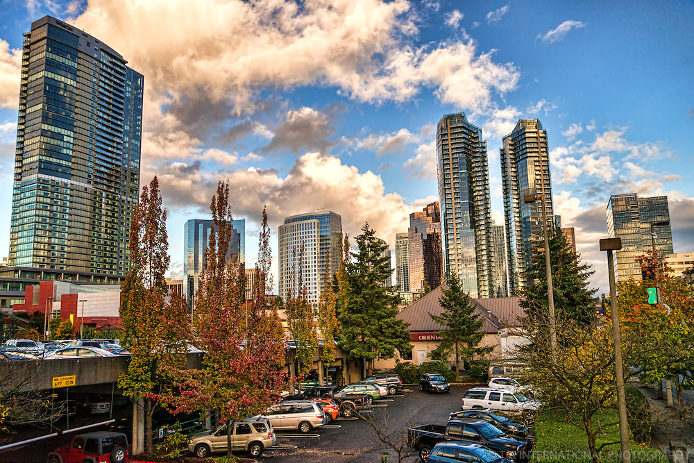Bellevue Skyline & Bellevue Square