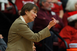 Dec 20, 2011; Stanford CA, USA;  Stanford Cardinal head coach Tara VanDerveer on the sidelines against the Tennessee Lady Volunteers during the first half at Maples Pavilion.  Stanford defeated Tennessee 97-80. Mandatory Credit: Jason O. Watson-US PRESSWIRE
