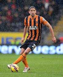 Hull City's Gaston Ramirez in action - Photo mandatory by-line: Richard Martin-Roberts/JMP - Mobile: 07966 386802 - 31/01/2015 - SPORT - Football - Hull - KC Stadium - Hull City v Newcastle United - Barclays Premier League