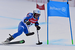 BENDOTTI Davide LW2 ITA at 2018 World Para Alpine Skiing Cup, Kranjska Gora, Slovenia