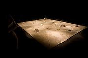 Brumadinho_MG, Brasil...Museu de Arte Contemporanea de Inhotim (CACI). Na Foto a obra Glove Trotter de Cildo Meireles...The Inhotim Contemporary Art Museum (CACI). In this photo the art Glove Trotter of Cildo Meireles...Foto: BRUNO MAGALHAES / NITRO