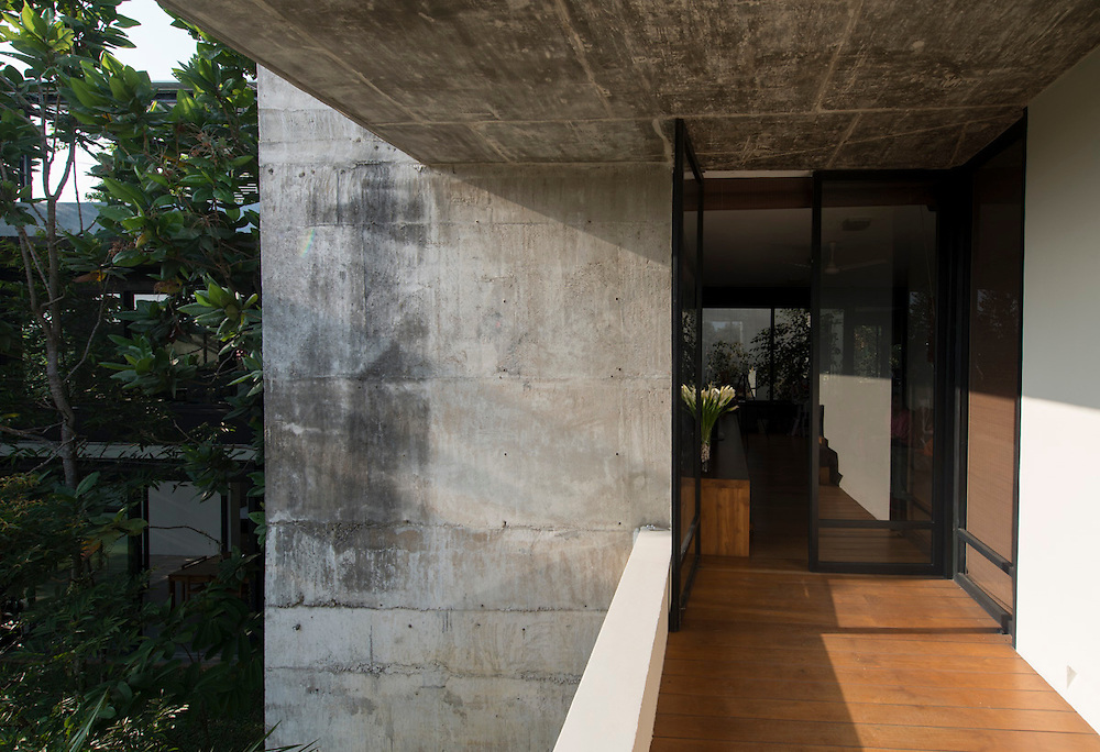 Hettiarachchi House. Wattala<br /> Architect: Vinod Jayasinghe