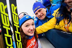 March 16, 2019 - –Stersund, Sweden - 190316 Linn Persson of Sweden after the Women's 4x6 km Relay during the IBU World Championships Biathlon on March 16, 2019 in Östersund..Photo: Petter Arvidson / BILDBYRÃ…N / kod PA / 92268 (Credit Image: © Petter Arvidson/Bildbyran via ZUMA Press)
