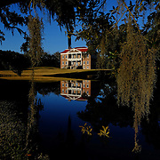 "Photo by David Peterson13USA, Des Moines, Ia.  Photo by David Peterson.  Photo by David Peterson - Drayton Hall Plantation, near Charleston, South Carolina,.  Photo by David Peterson - Drayton Hall Plantation, near Charleston, South Carolina, - Drayton Hall Plantation, near Charleston, South Carolina,  is an 18th century plantation located on the Ashley River in ""Lowcountry"".  It's an outstanding example of Palladian architecture in North America and the only plantation house on the Ashley River to survive intact through both the Revolutionary and Civil wars.  The house was begun in 1738 and completed in 1742.  .  Photo by David Peterson"