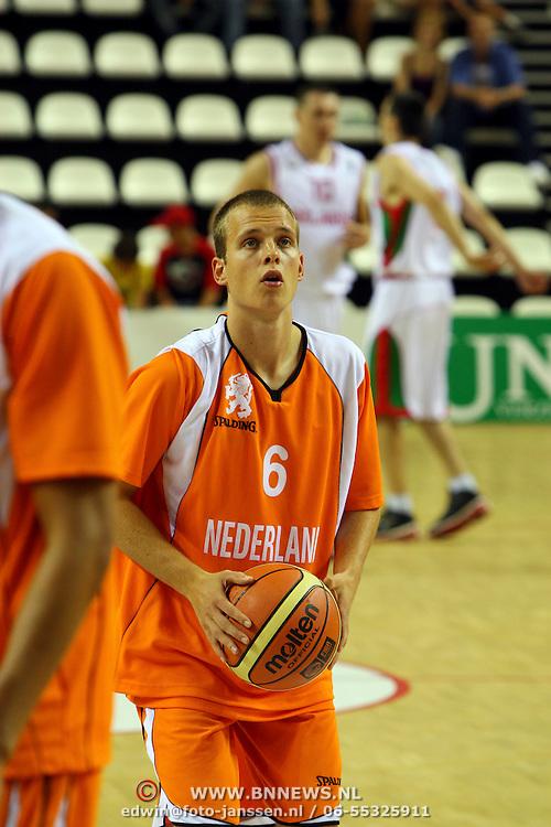 NLD/Almere/20070819 - EK kwalificatiewedstrijd Nederland - Wit Rusland, Aaron Roye
