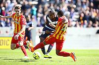 Goal Nicolas Maurice Belay - 05.04.2015 - Bordeaux / Lens - 31eme journee de Ligue 1<br />Photo : Manuel Blondeau / Icon Sport