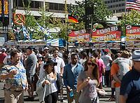 Oktoberfest in Cincinnati