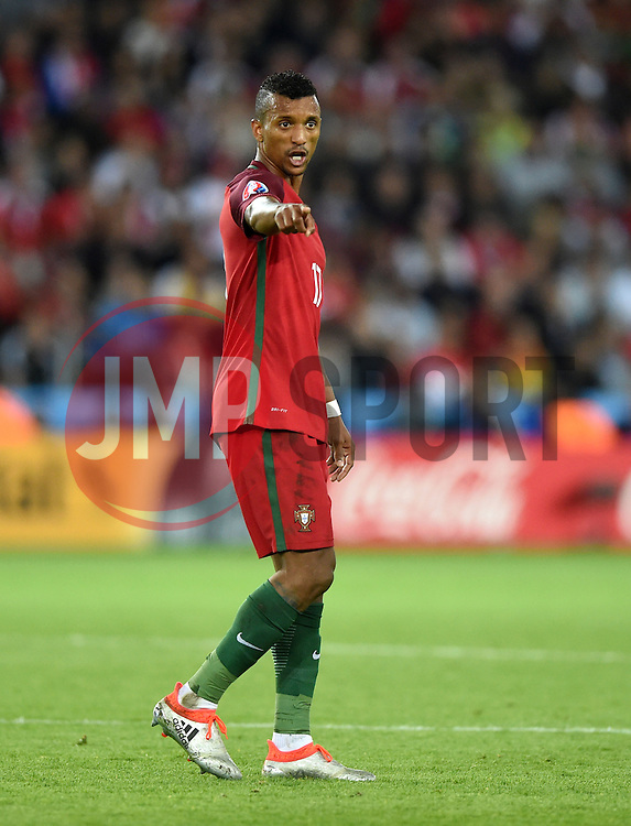 Nani of Portugal  - Mandatory by-line: Joe Meredith/JMP - 18/06/2016 - FOOTBALL - Parc des Princes - Paris, France - Portugal v Austria - UEFA European Championship Group F