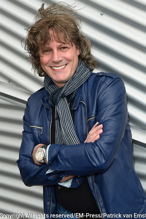 Lancering nieuw initiatief Nederlandse muziekmaat- schappijen- Hits NL, de Nederlandstalige streamingdienst in de Vorstin, Hilversum.<br /> <br /> Op de foto:  Edwin van Hoevelaak