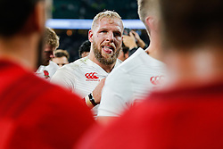 England replacement James Haskell pulls a face after England win the match - Mandatory byline: Rogan Thomson/JMP - 07966 386802 - 15/08/2015 - RUGBY UNION - Twickenham Stadium - London, England - England v France - QBE Internationals 2015.