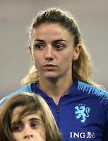 International Women's Fifa Play Off Matchs 2018 - 2 Leg / <br /> Switzerland v Netherlands 1-1 ( LIPO Park Stadium - Schaffhausen ,Switzerland ) - <br /> Danielle Van de Donk of Netherlands