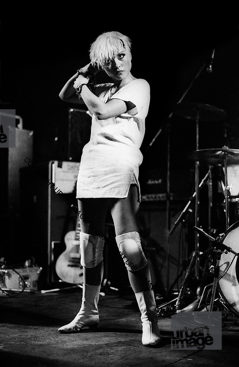 Blondie Debbie Harry Live London 1977 -