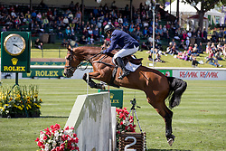 Van Der Schans Wout Jan, (NED), Capetown<br /> CSIO 5* Spruce Meadows Masters - Calgary 2016<br /> © Hippo Foto - Dirk Caremans<br /> 07/09/16
