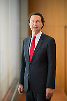 DEU, Deutschland, Germany, Berlin, 02.05.2019: Portrait von Prof. Dr. Alexander Kritikos, Forschungsdirektor am Deutschen Institut für Wirtschaftsforschung (DIW).