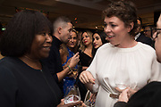 JOAN ARMATRADING, OLIVIA COLEMAN, preview evening  in support of The Eve Appeal, a charity dedicated to protecting women from gynaecological cancers. Bonhams Knightsbridge, Montpelier St. London. 29 April 2019