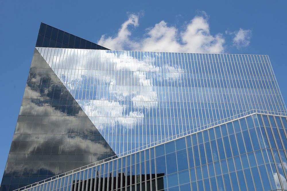 Glass Building, 51 Astor Place, East Village,Manhattan,New York, USA