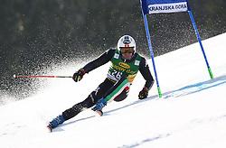 BLARDONEMassimiliano of Italy competes during 10th Men's Slalom - Pokal Vitranc 2014 of FIS Alpine Ski World Cup 2013/2014, on March 8, 2014 in Vitranc, Kranjska Gora, Slovenia. Photo by Matic Klansek Velej / Sportida