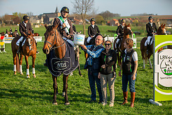 Grouwels Sven, BEL, It's Me<br /> Nationaal Kampioenschap Eventing LRV - Vechmaal 2019<br /> © Hippo Foto - Kris Van Steen