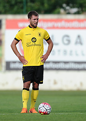 Aston Villa's Gary Gardner   - Photo mandatory by-line: Joe Meredith/JMP - Mobile: 07966 386802 - 17/07/2015 - SPORT - Football - Albufeira - Estadio Da Nora - Pre-Season Friendly