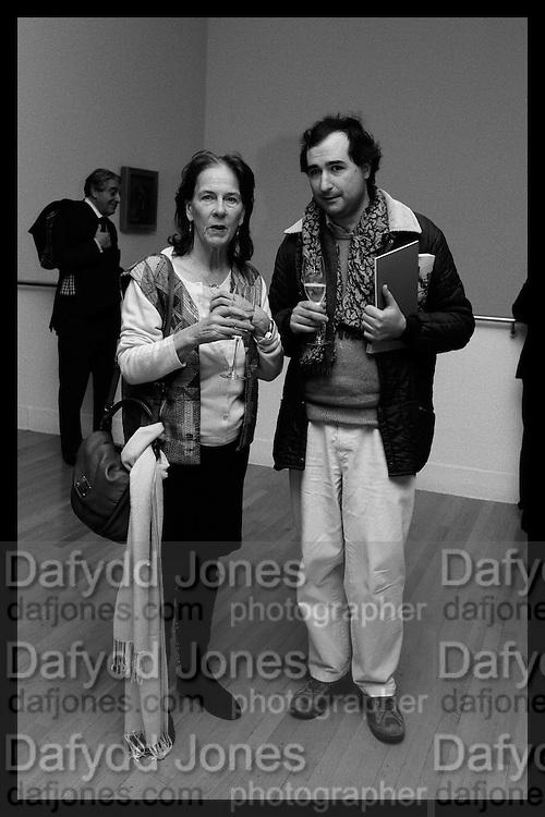 GERALDINE FITZGERALD; IANNIS GOSS, New Work: William Foyle, Royal College of art. Kensington Gore, London.  1 December 2015