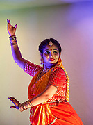 India, Uttar Pradesh. Lucknow. Traditional dance.