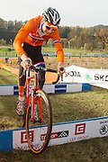 CZECH REPUBLIC / TABOR / WORLD CUP / CYCLING / WIELRENNEN / CYCLISME / CYCLOCROSS / VELDRIJDEN / WERELDBEKER / WORLD CUP / COUPE DU MONDE / #2 / MATHIEU VAN DER POEL /