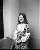 1971 - Dana at Jury's Hotel,Dublin