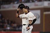 20130709 - New York Mets @ San Francisco Giants