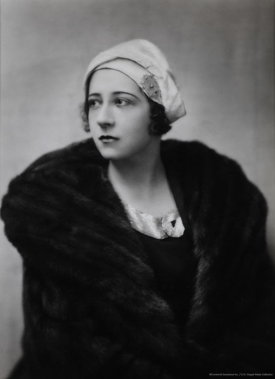 Yvonne Arnaud, singer, actress and pianist, France, 1915