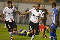 20120509: SAO PAULO, BRASIL - Copa Libertadores de America 2011/2012: Corinthians vs Emelec.<br /> In photo: Fabio Santos.<br /> PHOTO: CITYFILES