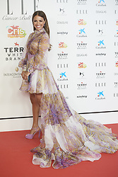 May 30, 2019 - Madrid, Madrid, Spain - Paula Echevarria attends Solidarity gala dinner for CRIS Foundation against Cancer at Intercontinental Hotel on May 30, 2019 in Madrid, Spain (Credit Image: © Jack Abuin/ZUMA Wire)