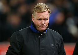 Everton manager Ronald Koeman - Mandatory by-line: Matt McNulty/JMP - 01/02/2017 - FOOTBALL - Bet365 Stadium - Stoke-on-Trent, England - Stoke City v Everton - Premier League