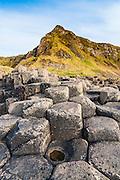 Unesco world heritage sight, Giants causeway, Northern Ireland, United Kingdom