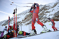 Alpint<br /> FIS World Cup<br /> Sölden Østerrike<br /> Oktober 2017<br /> Foto: Gepa/Digitalsport<br /> NORWAY ONLY<br /> <br /> SOELDEN,AUSTRIA,26.OCT.17 - ALPINE SKIING - FIS World Cup season opening, Rettenbachferner, preview, training. Image shows Aksel Lund Svindal (NOR). Photo: GEPA pictures/ Andreas Pranter