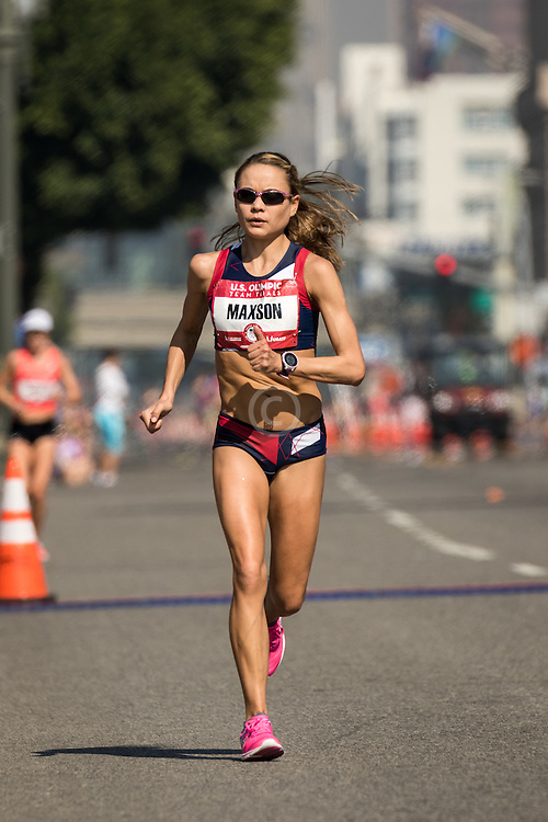 USA Olympic Team Trials Marathon 2016, Maxson, Oiselle