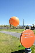 Orange County Great Park Directional Signage