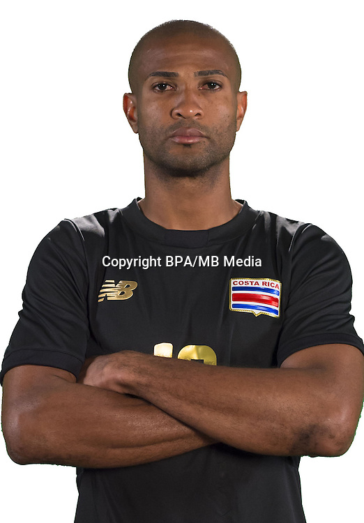 Football Conmebol_Concacaf - <br />Copa America Centenario Usa 2016 - <br />Costa Rica National Team - Group A - <br />Patrick Pemberton