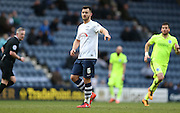Preston North End Defender Bailey Wright (6) during the Sky Bet Championship match between Preston North End and Brighton and Hove Albion at Deepdale, Preston, England on 5 March 2016.