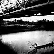 DAILY VENEZUELA / VENEZUELA COTIDIANA.Achaguas, Apure State. Venezuela 2002.(Copyright © Aaron Sosa)