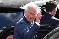 Royal visit to Republic of Ireland - 14 June 2018