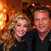 NLD/Rotterdam/20130204 - Premiere LULverhalen 2013, Brigitte Nijman en partner Robert Veuger
