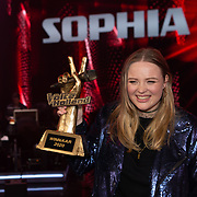 NLD/Hilversum/20200228 - Winnares The Voice of Holland 2020, Sophia Kruithof