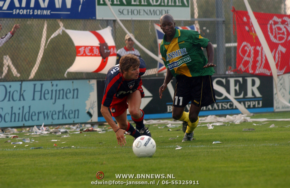 SV Huizen - FC Haarlem