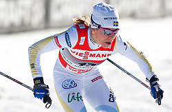 05.01.2011, Nordic Arena, Toblach, ITA, FIS Cross Country, Tour de Ski, Qualifikation Sprint Women and Men, im Bild Maria Rydqvist (SWE, #17). EXPA Pictures © 2011, PhotoCredit: EXPA/ J. Groder