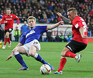 Cardiff City v Ipswich Town 120113