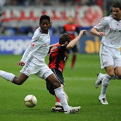 20100320: GER, 1. FBL, Eintracht Frankfurt vs Bayern München