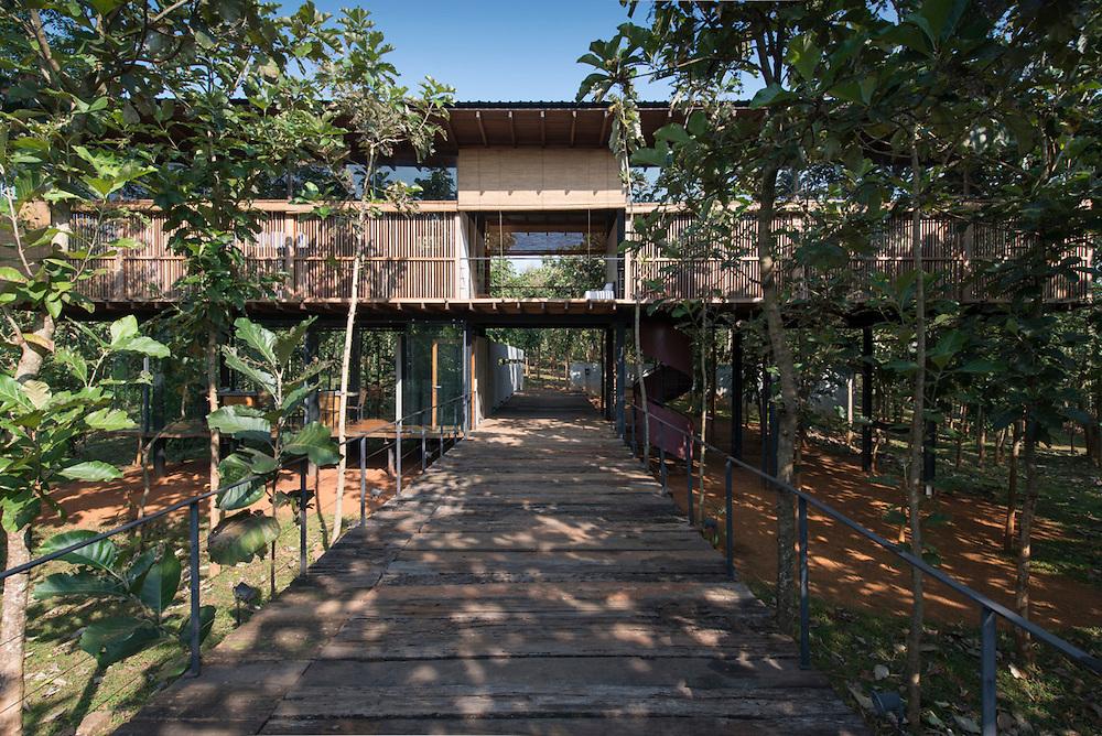 Maddumage House. Madawala, Ulpotha.<br /> Architect: Thisara Thanapathy