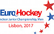 2017 EuroHockey Indoor Junior Championships, Men