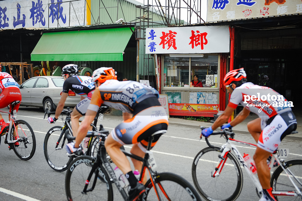 2014 Tour de Taiwan / stage3 / Taiwan / girls