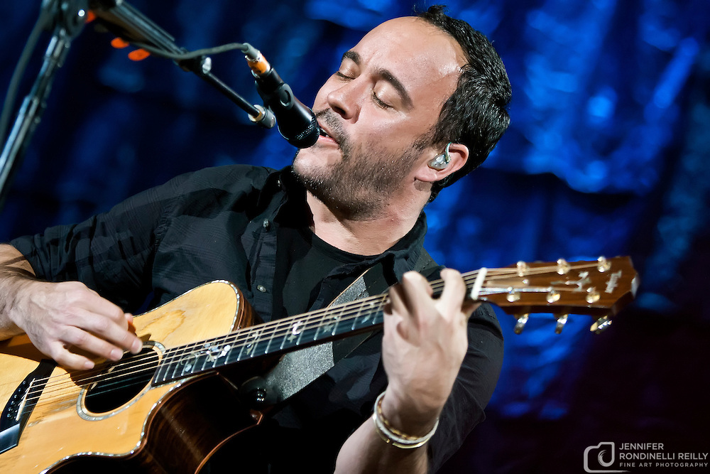 Dave Matthews and Tim Reynolds performing at Miller Park in Milwaukee for Farm Aid 2010. Photo by Jennifer Rondinelli Reilly. All rights reserved. No use without permission. Contact me for any reuse and licensing inquiries.